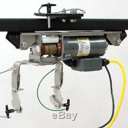 Novellus 02-350345 Treuil Électrique À Câble En Acier Pour Palan Baldor 100lbs + Doigts