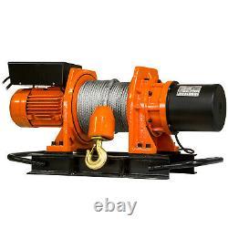 Prowinch 1/2 Tonne Treuil Électrique Industriel 1000 Lb Robuste Robuste Avec Corde De Fil