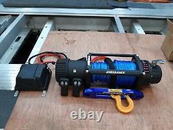 Recovery Electric Winch Nouveau Poids Léger 13500lb Truck 12v Winch @ £325.00