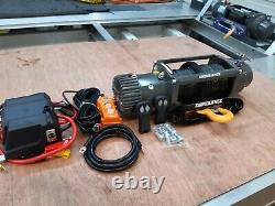 Recovery Winch Electric 12v Winches 2021-endurance Truck Winch £325.00 Inc Cuve