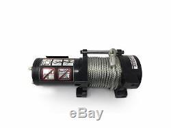 Récupération Remorque Électrique Winch, 3000 Lbs Five Oceans Fo-3438
