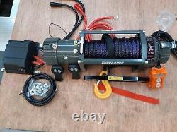 Récupération Winch 13500lb 12v Truck Electric Winches @ £325.00 Inc Cuve