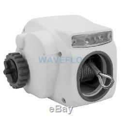 Remorque Électrique Pour Bateau Winch Day Runner Marine Saltwater Wireless 22ft 2500lbs