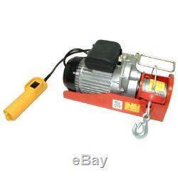 Rodac 660 / 1320lb 110 Volts Treuil Électrique Hr650