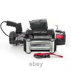 Smittybilt 97495 Xrc Waterproof Universal Winch 2ndgen 9500 Lb. Pour Jeep Truck
