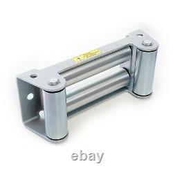 Smittybilt 97510 X2o-10k Gen2 Winch 10000 Lb Ligne 6.6 HP Steel Rope Black