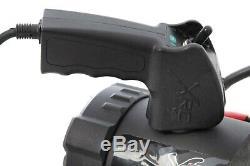 Smittybilt 98495 Lbs 9.500 Xrc Gen 2 Comp Série Treuil Avec Corde Synthétique
