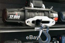 Smittybilt 98512 12 000 Lb X2o Gen 2 Comp Treuil Étanche Avec Corde Synthétique