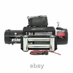 Smittybilt Winch Xrc 9.5 Gen 2 9500lb Recovery Winch Ip67 Pour Jeep 97495