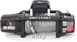 Smittybilt X2o 10k Waterproof 10000lb Winch Gen2 Sans Fil 97510 Fairlead Roller