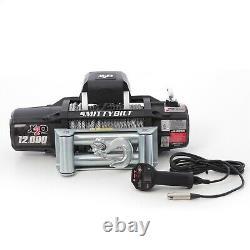 Smittybilt X2o-12k Gen 2 Winch Avec Corde D'acier Et 12.000 Lb. Capacité 97512