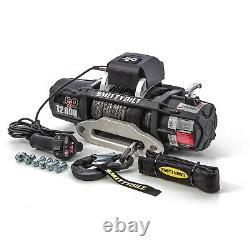 Smittybilt X2o-12k Gen 2 Winch Avec Corde Synthétique Et 12.000 Lb. Capacité 98512