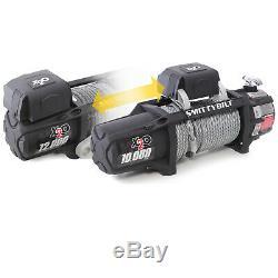 Smittybilt X2o Gen2 10 000 Lb Sans Fil Étanche Winch Universal 97510