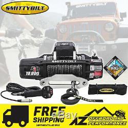 Smittybilt X2o Gen2 Comp Série 10 000 Lb Treuil Imperméable Sans Fil 98510