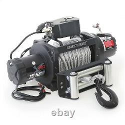 Smittybilt Xrc-15.5k Gen 2 Winch Avec 15.500 Lb. Capacité 97415