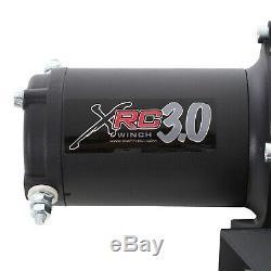 Smittybilt Xrc 97203 30 Treuil Utilitaire De Contrôle À Distance / Rated Pull 3000lb