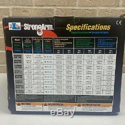Strongarm Sa12015ac 120v Powered Treuil Électrique Avec Télécommande 4000lb Nouveau