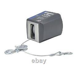 Strongarm Sa12015ac 4000 Lb Treuil Électrique Alimenté Avec Télécommande Nouveau