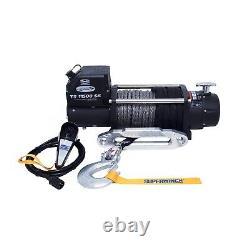 Superwinch 11500sr Winch 11500lbs 12 VDC 3/8 X 80' Télécommande De Corde Synthétique