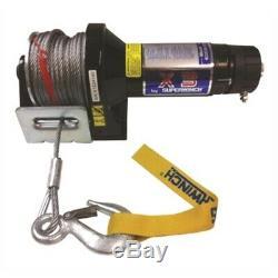 Superwinch 1321 Treuil Électrique 12v X3d 1.6hp 4000lbs 7 / 32x50 Corde Fil MD