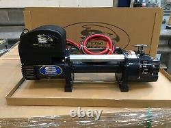 Superwinch 1695201 Talon 9.5sr, 12 Treuil Vdc, 9.500 Lb/4,309kg, Aucune Corde Incluse