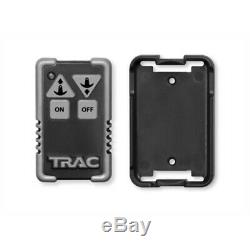Trac T10216 Kit Sans Fil À Distance Pour G3 Électrique Guindeau 25-35 Lbs Bateau MD
