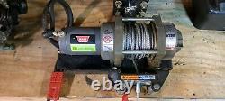 Treuil Électrique John Deere 2500 Lb (câble D'acier)