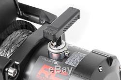 Treuil Électrique Série Pro9500 De 9 500 Lb De Rough Country Avec Câble En Acier F
