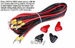 Tungsten4x4 T4000 1.6 HP Vtt / Utv Treuil Électrique Avec Câble En Acier