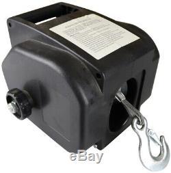 Type De Boîte De Câbles Ne0sen 12v Treuil Électrique 2000lb 30ft Ct0712