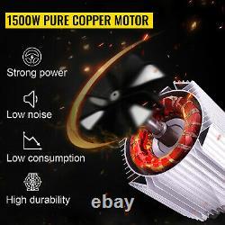 Vevor Électrique Treuil Crane Portable 1100lbs Télécommande Sans Fil 25ft