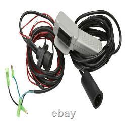 Viper Max Widespool 5000lb Treuil 1/4 X 40 Câble D'acier