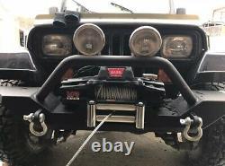 Warn 103250 Vr Evo 8 Treuil Électrique 12v DC Avec Câble En Acier Corde 8000 Lb