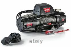 Warn 103251 Vr Evo 8-s Truck, Jeep, Suv Winch, 8000 Lb, Synthetic Rope