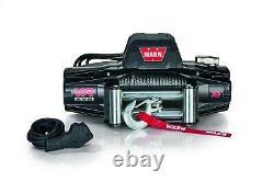 Warn 103252 Vr Evo 10 Winch 10000 Lb 94 Ft Corde Filaire 12 Volt Télécommande Filaire
