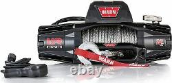 Warn 103253 Vr Evo Series Winch 10,000lb Avec Synthetic Rope 103253 Jeep 4x4