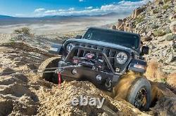 Warn 103254 Vr Evo 12 000 Lb Treuil Avec Corde En Acier Pour Camion, Jeep, Vus Brand Nouveau
