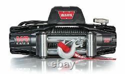 Warn 103254 Vr Evo 12 Truck, Jeep, Suv Winch, 12,000 Lb, Steel Rope