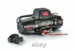 Warn 103255 Vr Evo Series Winch 12 000 Lb Avec Jeep À Corde Synthétique 4x4 Hors Route