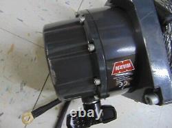 Warn 5000 DC Utilitaire Treuil Électrique 5 000 Lb. Capacité Et 1,9 Puissance 99963