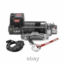 Warn 87800 8000 Lbs 9999 Lbs M8000-s Series Self-recovery Electric Winch