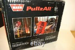 Warn Corded Pullztous Les 885000 Treuil Électrique 120v 1000 Lb Câble En Acier 15ft