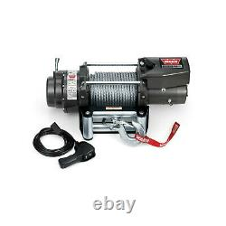 Warn Pour Heavy Weight Series Winch 12v Roller Fairlead Ind. 16500lb 4.6hp 68801