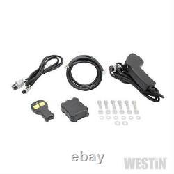 Westin Black Steel Off Lbs Integrated Winch W Steel Rope 47-2203