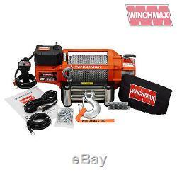 Winch Electrique 12v 4x4 17500 Lb Sl Winchmax Marque Recovery / Off Road Sans Fil