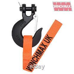 Winch Electrique 12v 4x4 / Recovery 13000 Lb Militaire Spec Présentées Winchmax