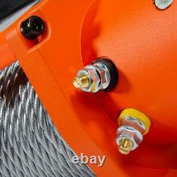 Winch Électrique 12v Heavy Duty 13 500lbs