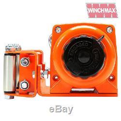 Winch Electrique 12v Vtt Remorque Bateau 3000 Lb Winchmax Sans Fil
