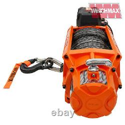 Winch Électrique 17500lb 24v Sl Synthétique Winchmax 4x4/recovery Wireless Dyneema