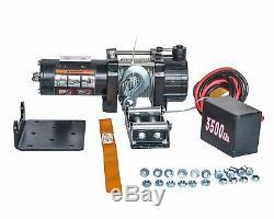 Winch Électrique Galaxy Auto Kit 3500 Lb Capacité De Charge